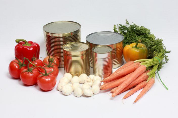 Tomatos, Peaches, Corn,...